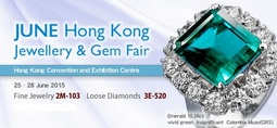 JUNE Hong Kong Jewellery&Gem Fair