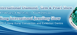 Hong Kong International Diamond, Gem and Pearl Show<br/>Hong Kong International Jewellery Show