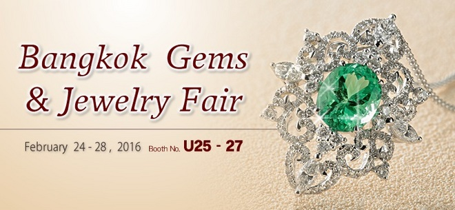 Bangkok Gems & Jewellery Fair