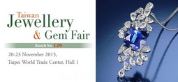 Taiwan Jewellery & Gem Fair