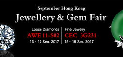 SEPTEMBER Hong Kong Jewellery & Gem Fair