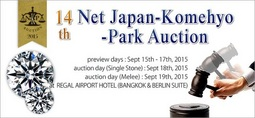 14th Net Japan-Komehyo-Park 拍卖会