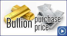 Bullion purchase price